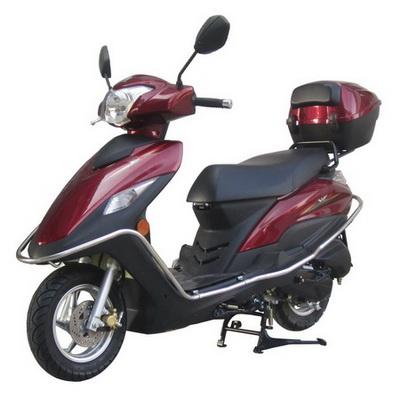 豪爵两轮摩托车