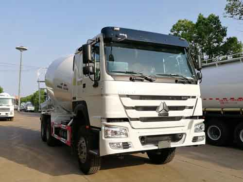 CSC5257GJBZ5混凝土搅拌运输车