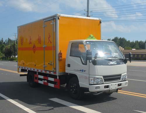 JHW5040XQYJX爆破器材運輸車
