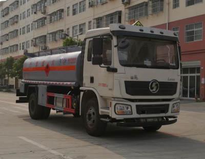陕汽轩德10吨加油车