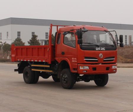 EQ2043L8GDFAC越野自卸车