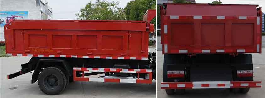 HLW5081ZBS5EQ摆臂式垃圾车图片