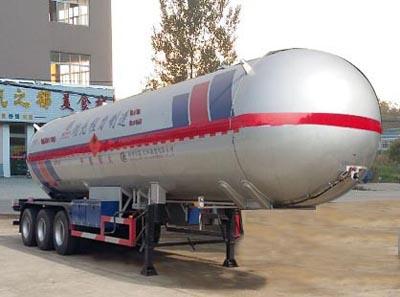 61.9立方液化气体运输半挂车