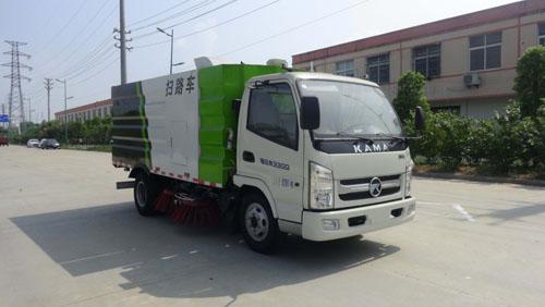 HCQ5086TSLKM5扫路车