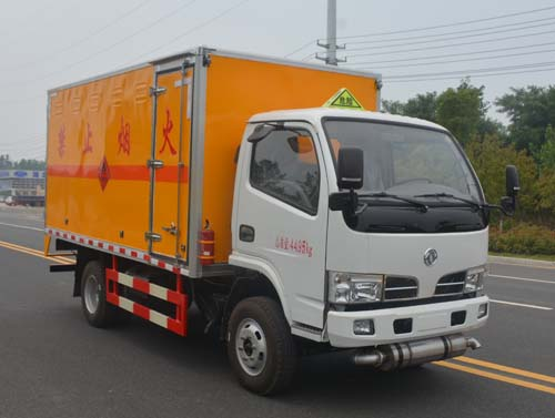 JHW5042XRYE易燃液體廂式運輸車