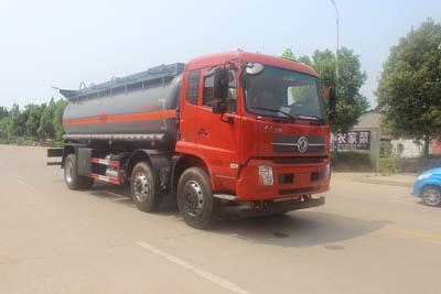 SCS5254GRYDFH易燃液體罐式運輸車