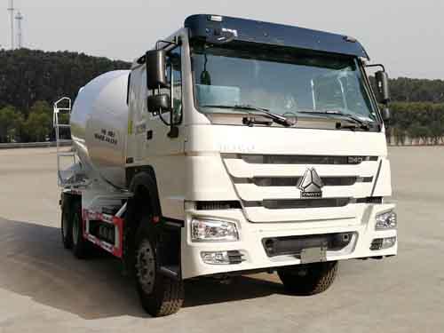 CSC5257GJBZV混凝土搅拌运输车