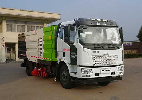 HYS5162TXSC5洗扫车
