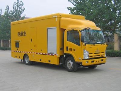 海伦哲特殊作业工程车图片