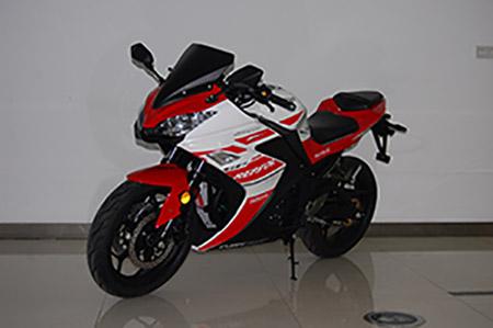 新世纪牌xsj150-2c型两轮摩托车图片