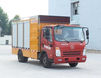污水净化车能帮助改善垃圾中转站渗滤液污染
