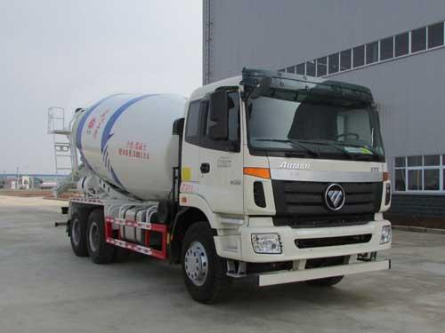 CSC5253GJBB5混凝土搅拌运输车