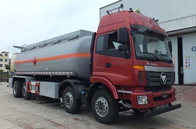 HQG5310GRY5BJ易燃液體罐式運輸車