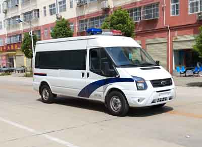 江铃福特新世代V348囚车