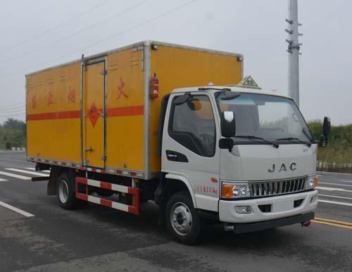 JHW5090XQYH爆破器材運輸車
