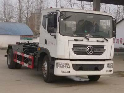 程力威CLW5160ZXXD5勾臂式垃圾车