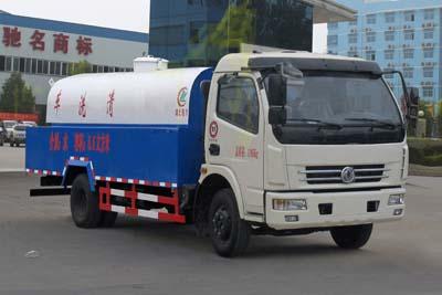 东风7方清洗车