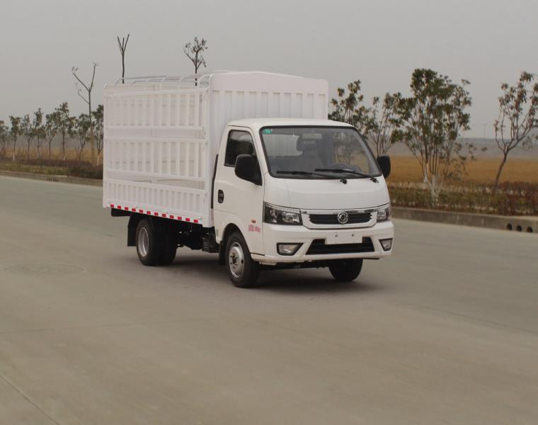 东风仓栅式运输车图片