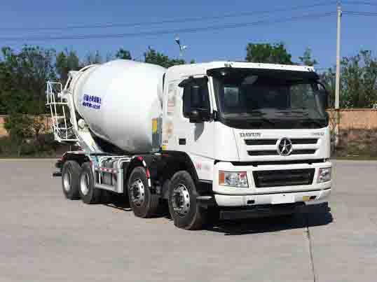 大运16方CGC5310GJBD5EDDD混凝土搅拌运输车