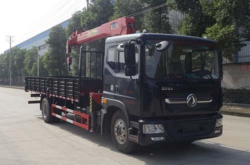 HYS5180JSQE5随车起重运输车