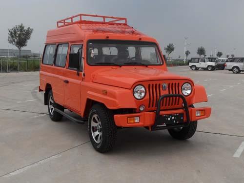 森林消防运兵车