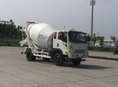 国五大运5-7方混凝土搅拌运输车