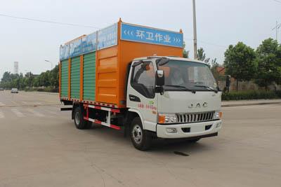 污水净化车降低了渗滤液处理成本