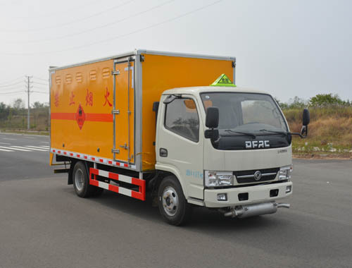 JHW5040XRQE5易燃气体厢式运输车