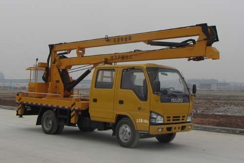 16米高空作业车的安全防护装置应满足哪些要求?