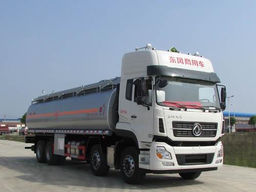 国5天龙8x4运油车19.82方|23.5方