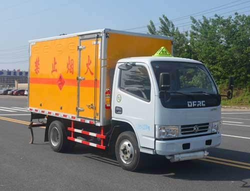 JHW5041XRQE易燃氣體廂式運輸車