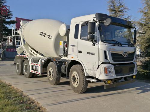 ZZ5298GJBM60EB0混凝土搅拌运输车