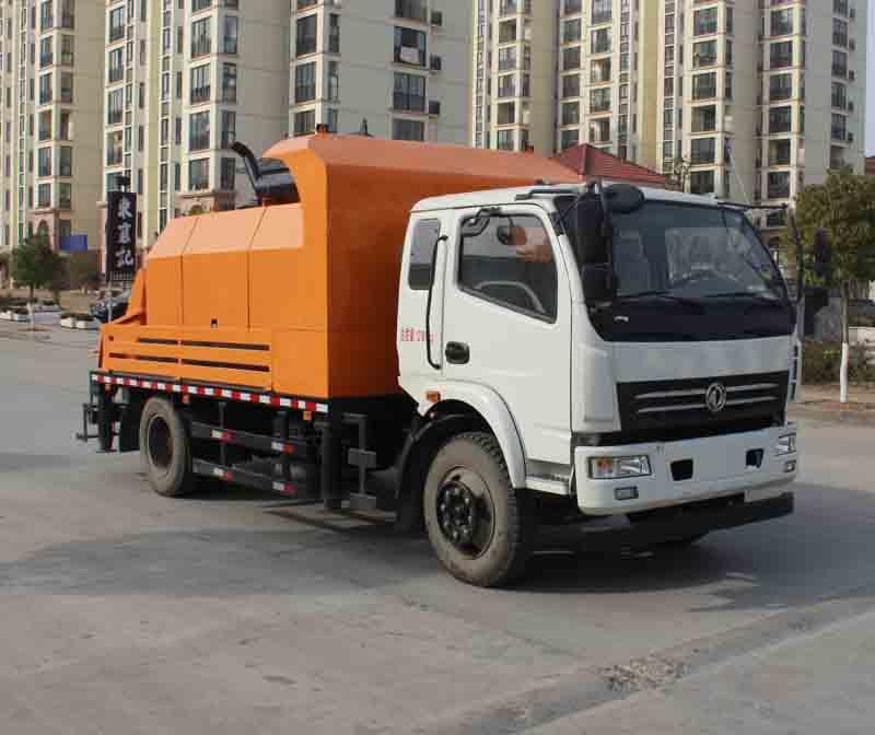 东风泵车图片