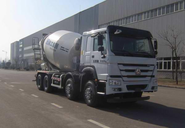 重汽豪沃16-20方混凝土搅拌运输车