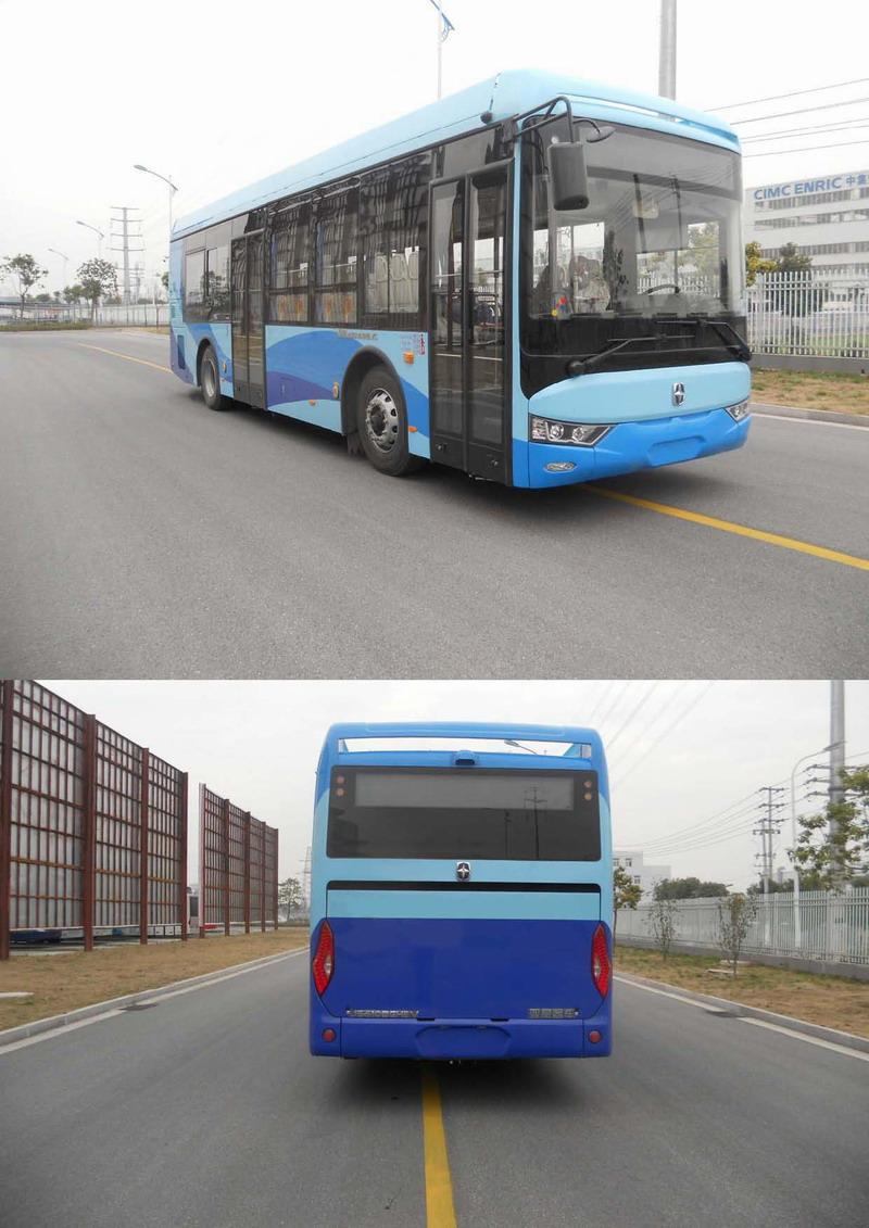 亚星纯电动城市客车