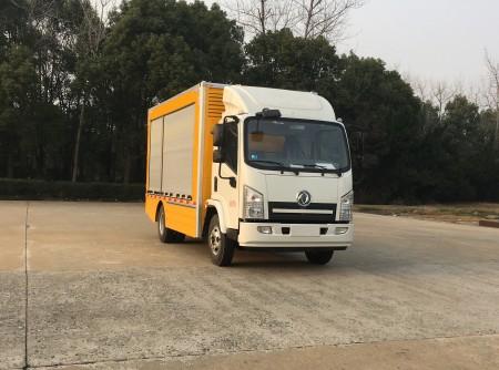 东风特殊作业工程车图片