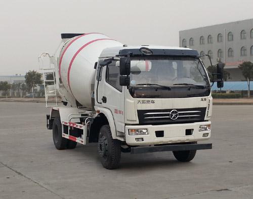 国五大运6-7方混凝土搅拌运输车