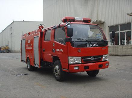徐工5吨水罐消防车