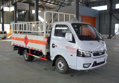 (厢长3.18米)东风途仪气瓶运输车