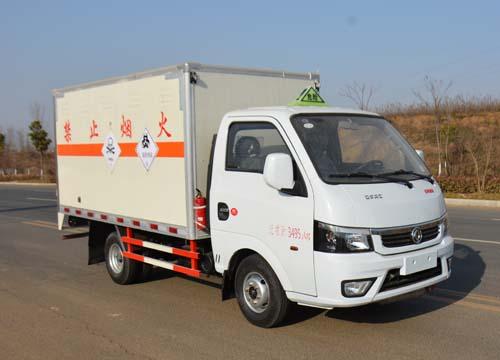東風途逸3.2米毒性和感染性物品廂式運輸車