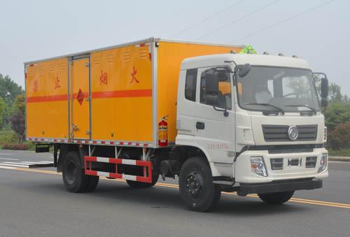JHW5180XQYDJ爆破器材運輸車