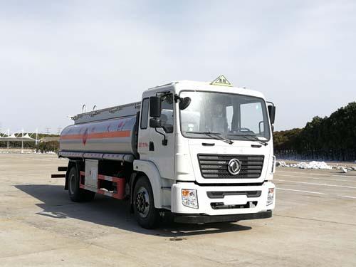 东风齐星11吨油罐车