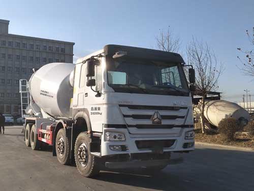 XT5310GJBZZ38G5混凝土搅拌运输车