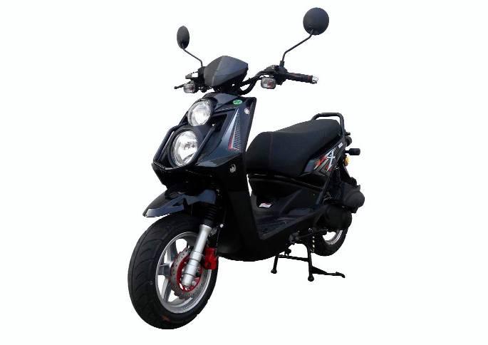 飞鹰两轮轻便摩托车