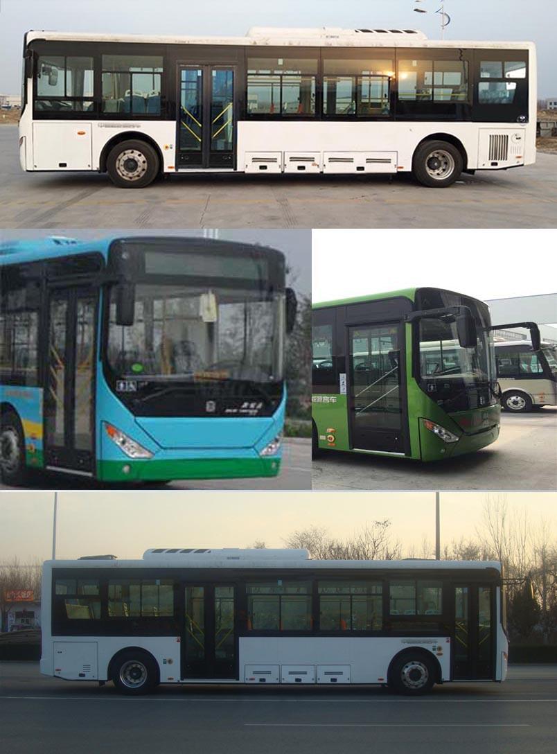 中通纯电动城市客车