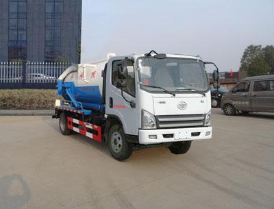 新疆在哪购买8吨吸污车
