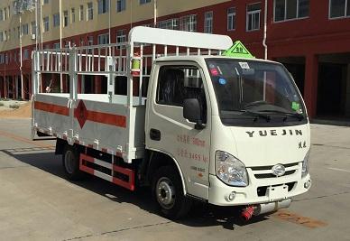 跃进气瓶运输车(柴油)