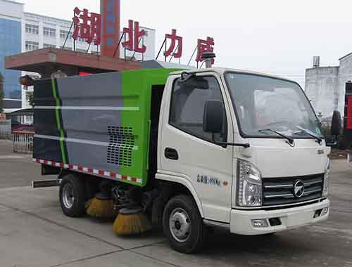 凱馬掃路車 凱馬掃路車報價 小型環衛掃路車