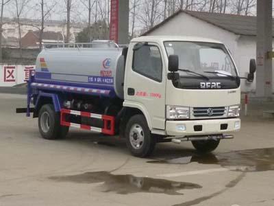 程力東風5噸灑水車