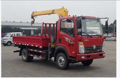 CDW5040JSQHA1R5随车起重运输车